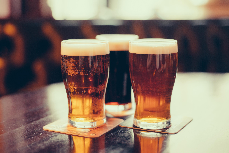 Thursday Bladder Burst Beer Challenge