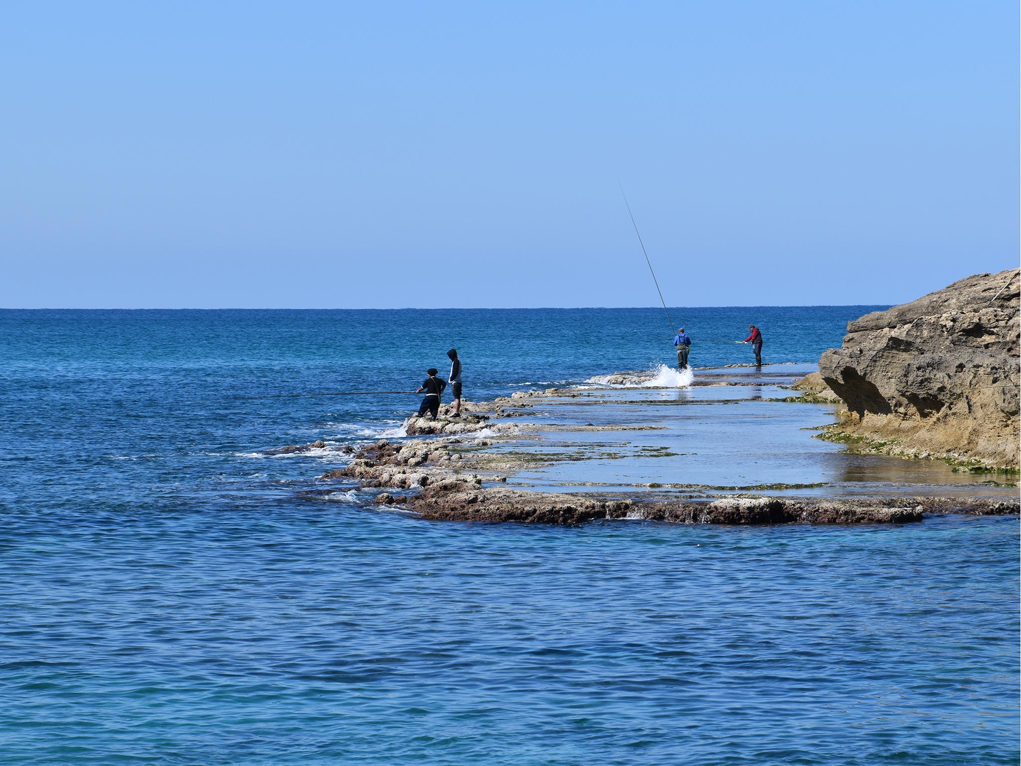Dor Ha'Bonim Beach