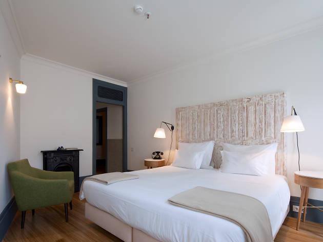 Passe a noite no Porto A.S. 1829 Hotel