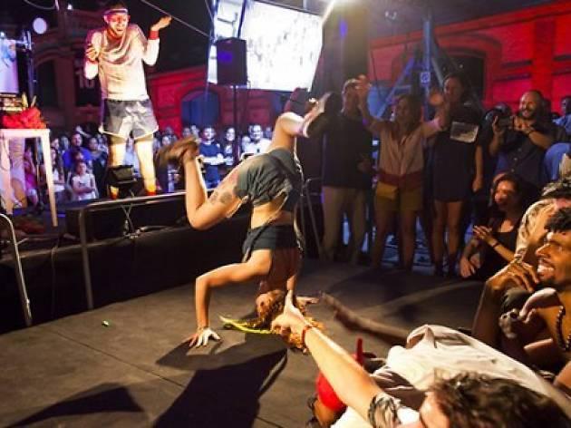 Matadero Dance Clash