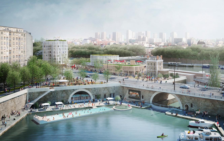 Découvrez le nouveau visage de la Seine !