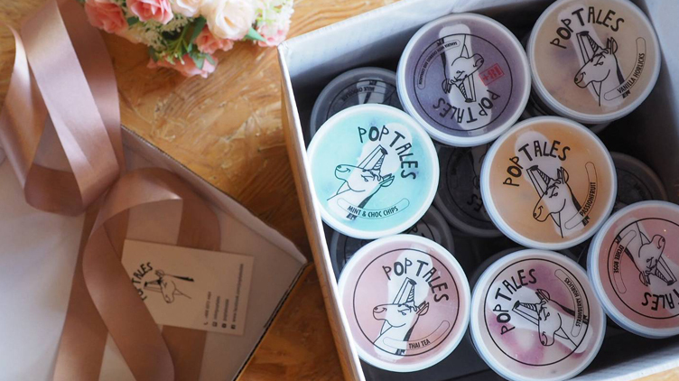 Poptales Ice Cream Factory