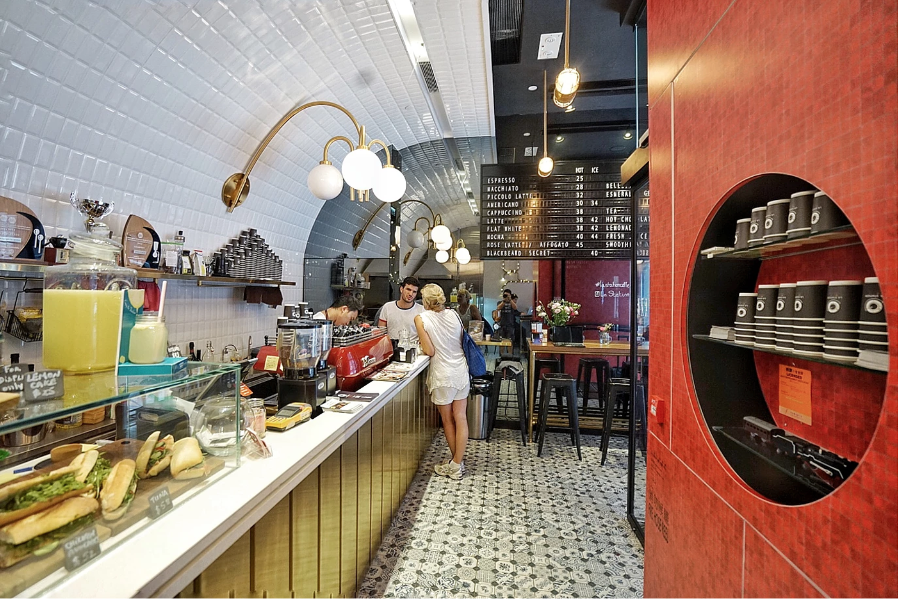 The best cafés and coffeeshops in Wan Chai district