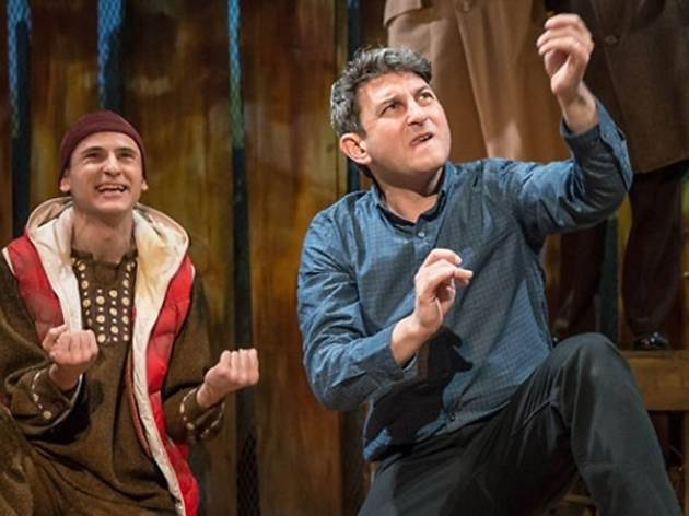 'The Kite Runner' at Playhouse Theatre