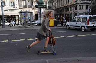 Après le Vélib', c'est au tour de la trottinette en libre-service de débarquer dans la capitale