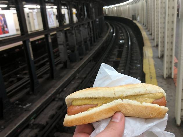 MTA may ban food on the subway after garbage fires