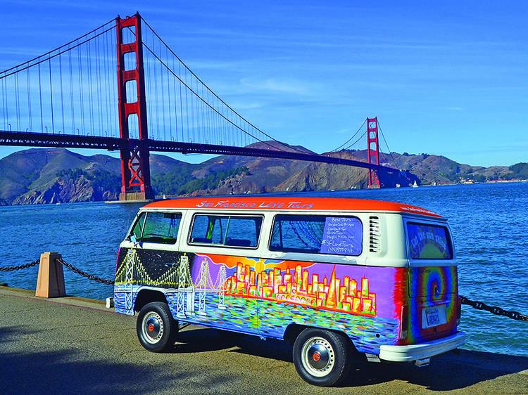 The best San Francisco bus tours