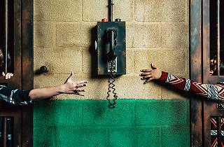 Photograph: Courtesy The Escape Room Game/Teddy Cheek