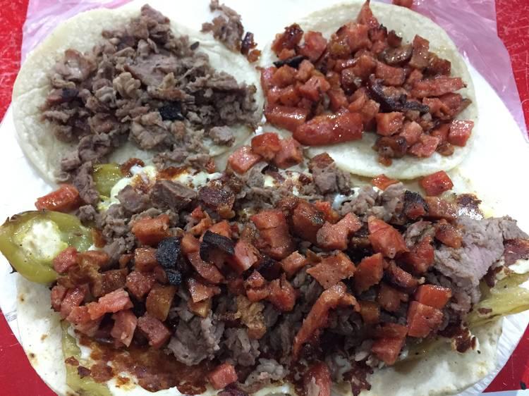 Tacos Asaditos Los Compitas