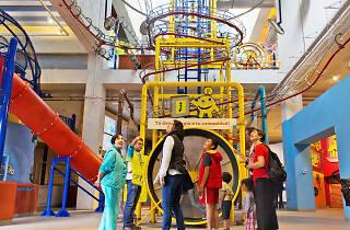 Verano en el Papalote Museo del Niño