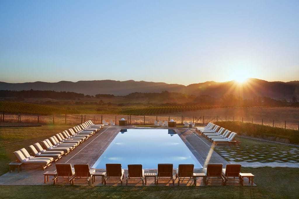 Carneros Resort