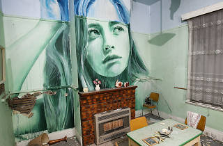 Rone Exhibition living room 02
