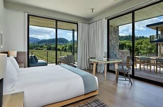 Junior Suite at Las Alcobas Hotel