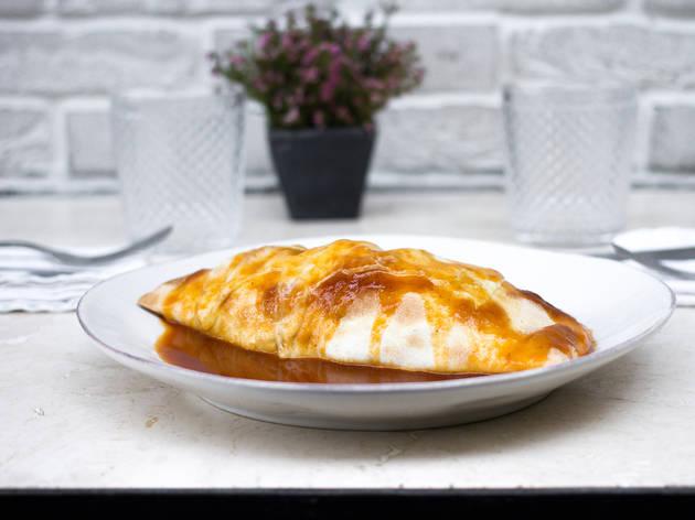 Restaurante, Portarossa, Cozinha Italiana, Francesinha