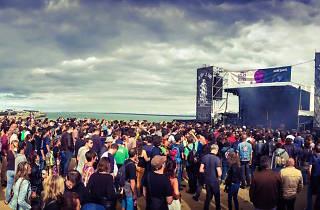 Binic Festival Vue Mer
