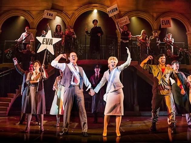'Evita' at the Phoenix Theatre