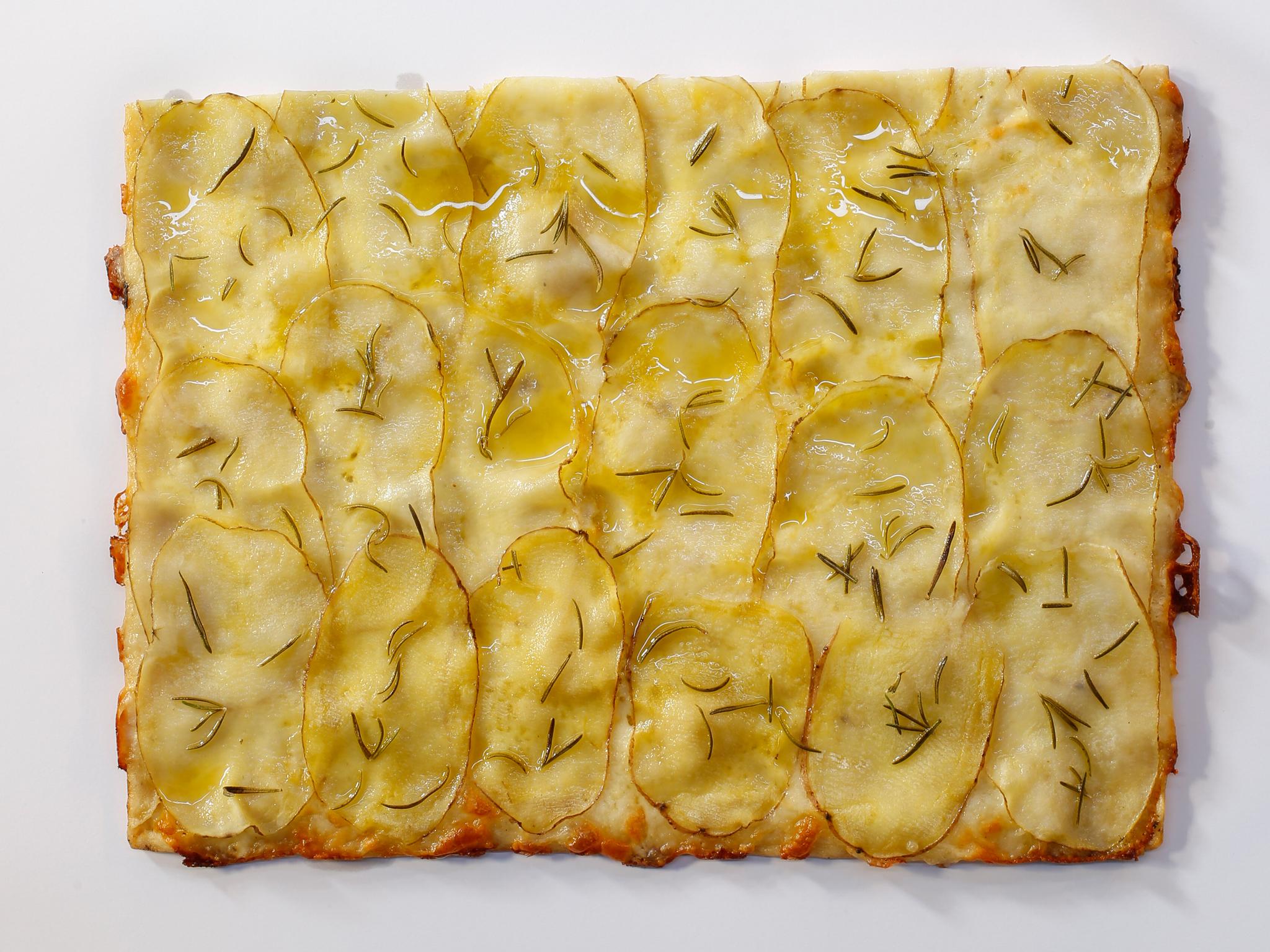 Pizza a Pezzi - Patate