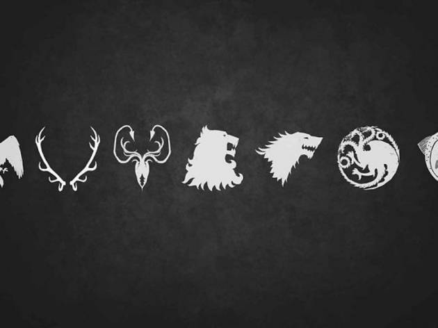 Dragons, Thrones and the Games They Play