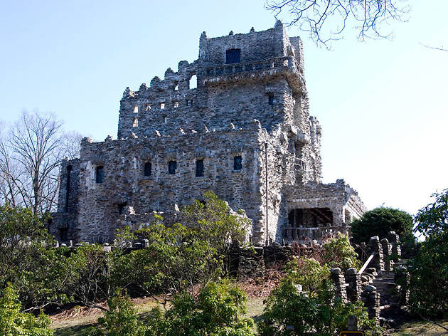 The 19 most stunning castles in the USA