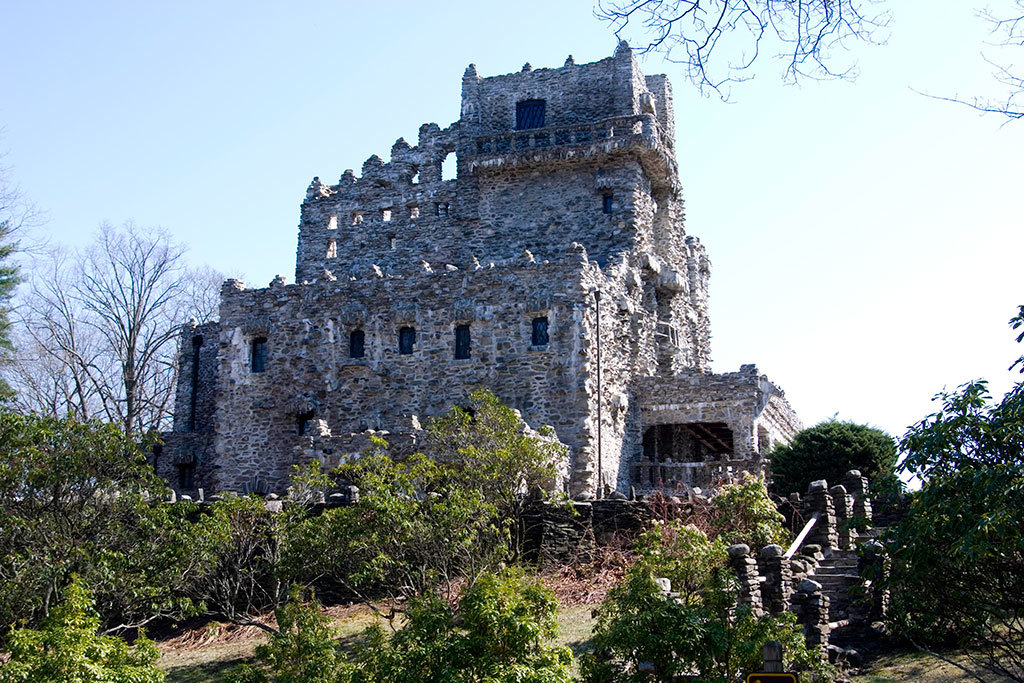 Gillette Castle in East Haddam, CT