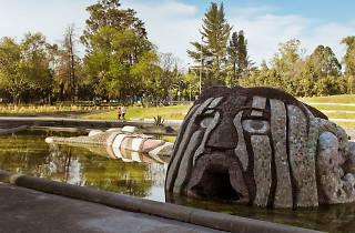 El Cárcamo de Dolores en Chapultepec