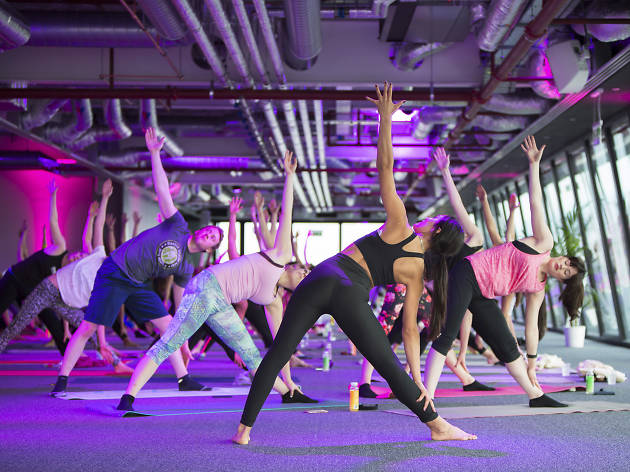 Yoga with Fat Buddha Yoga