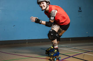 How watching 'Whip It' inspired Alix Nardella (aka Wiley Minogue) to join a roller derby team