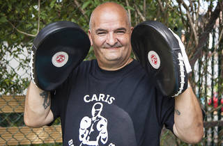 How a London boxing club founder is using exercise to help the homeless and tackle mental health