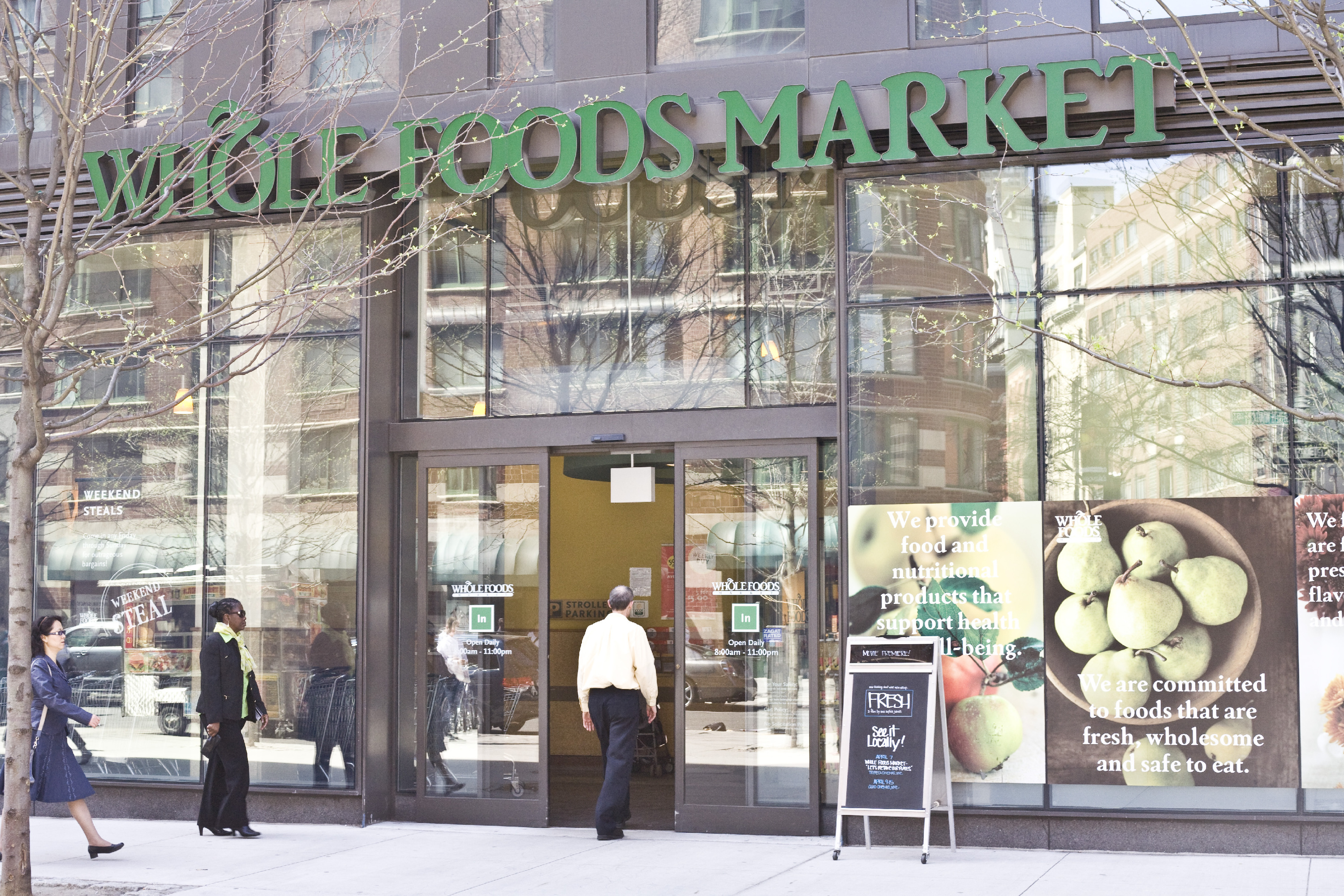 The newest Whole Foods in NYC is now open