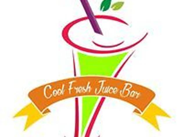 Cool Fresh Juice Bar