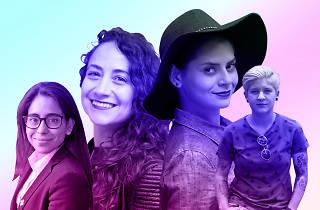 Mujeres diversas en la CDMX