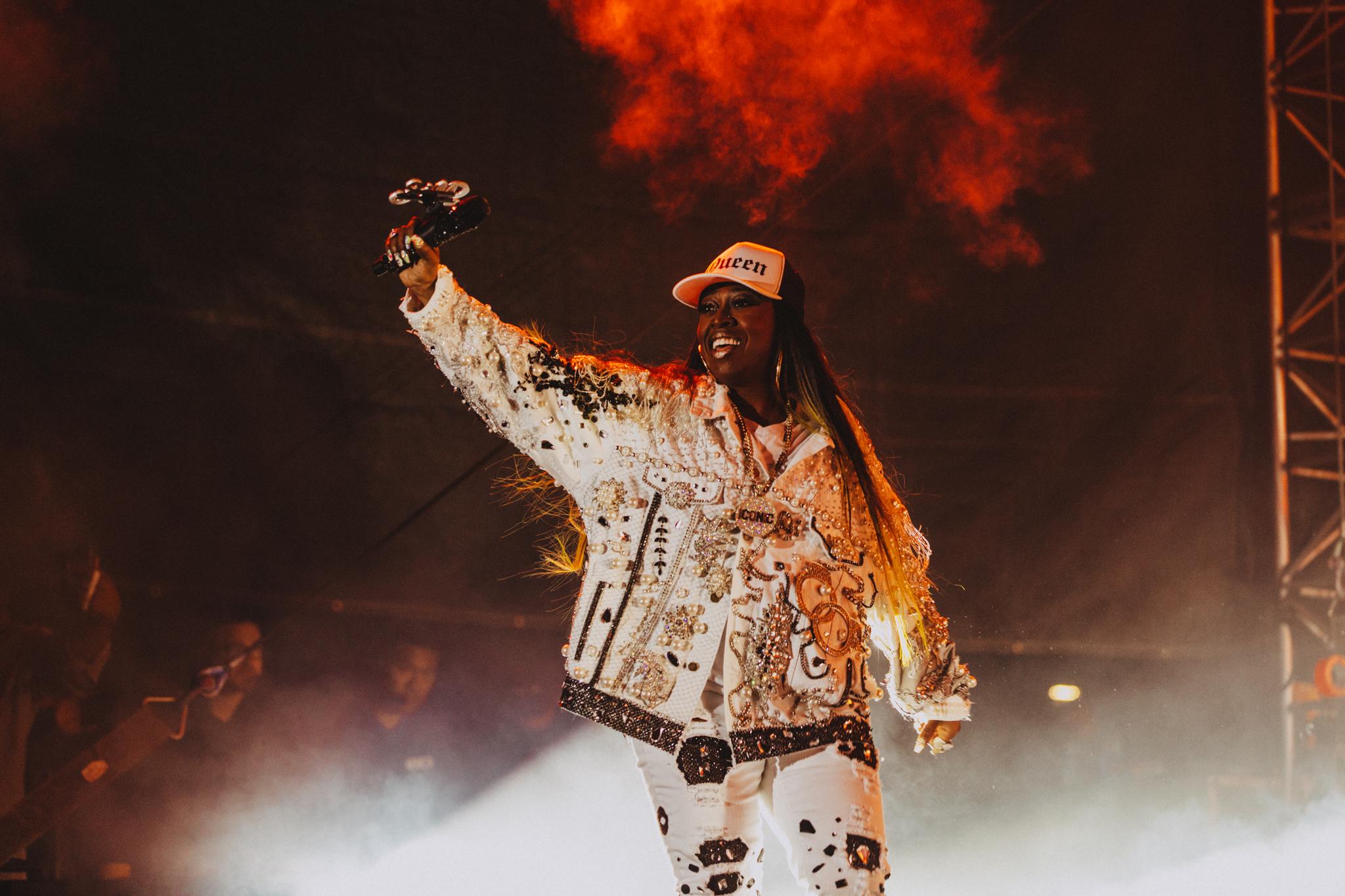 Missy Elliott, Björk kicked off Friday of FYF Fest 2017