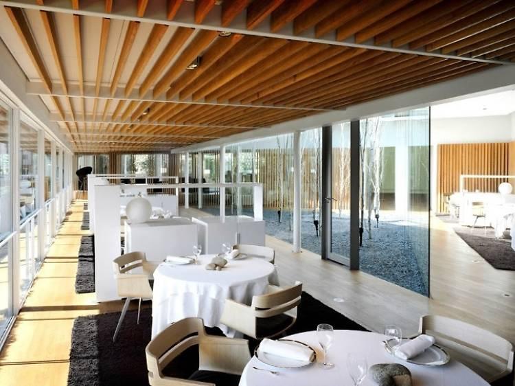 Come en un restaurante de tres estrellas Michelin en Girona