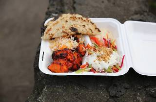 Yo India Tandoori chicken dish