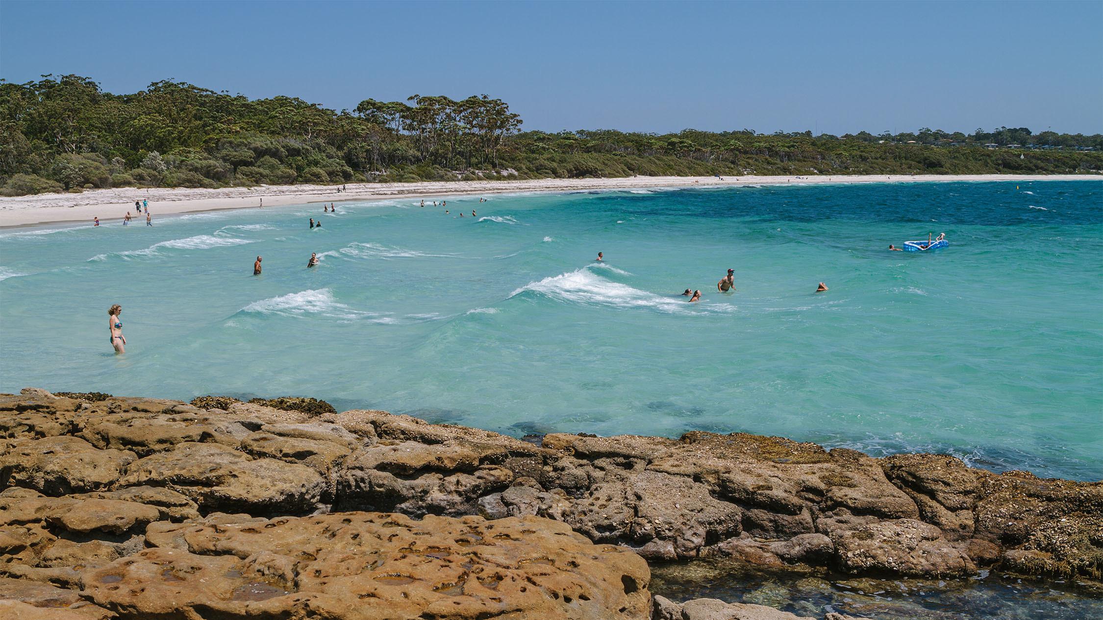 Stay seaside in Jervis Bay
