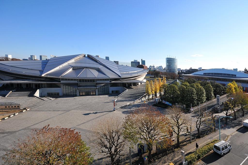 Tokyo Metropolitan Gymnasium | Time Out Tokyo