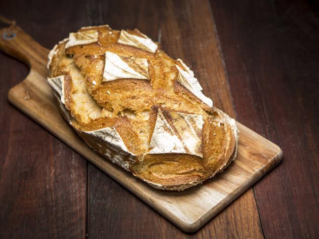 Bread at Grumpy Baker