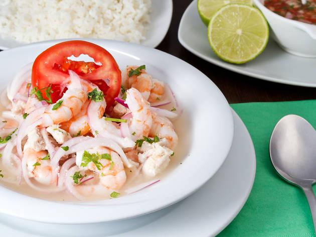 Los platos más frescos