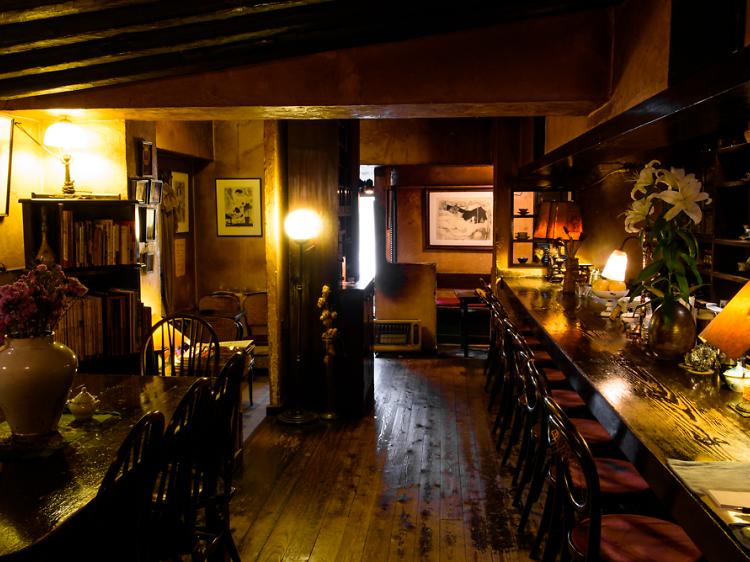 Café Trois Chambres