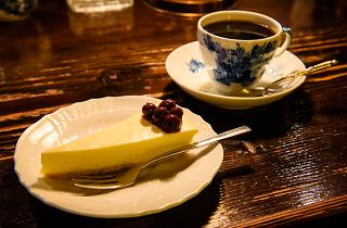 カフェ トロワ シャンブル