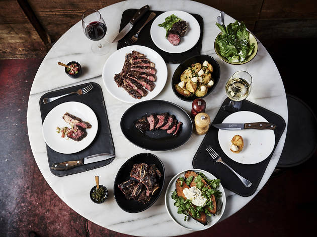 Win the Ultimate Business Lunch for four at San Telmo