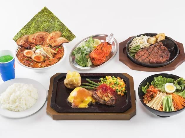 東京ミートレア 夏辛!刺激的 美食祭