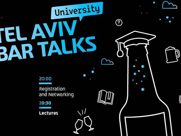Tel Aviv Bar Talks