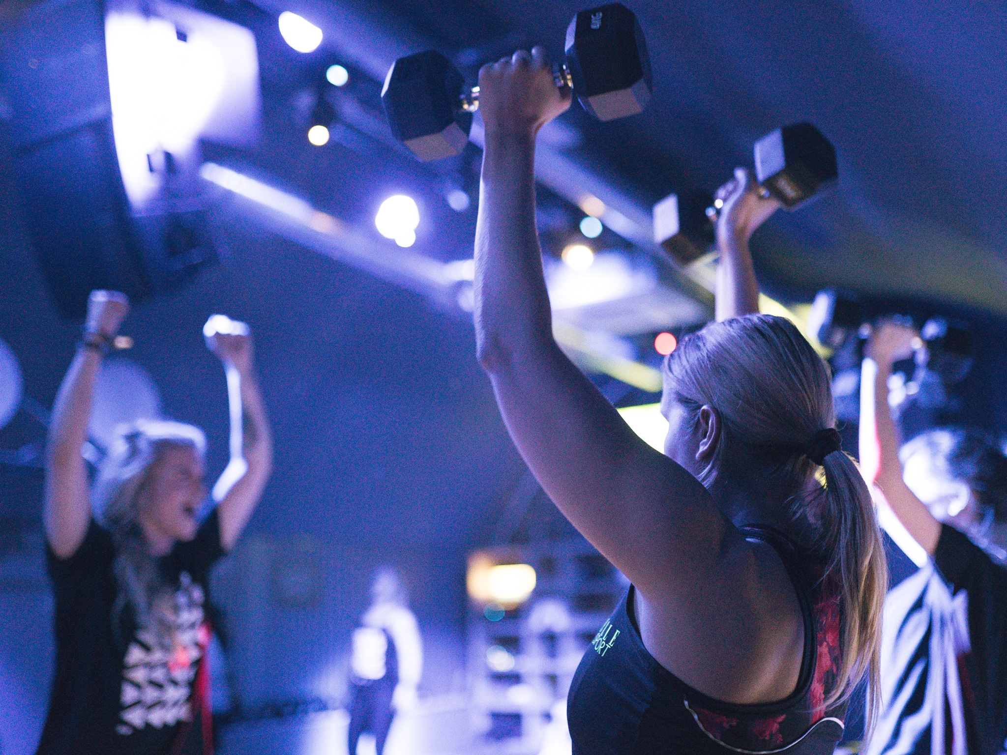 Endurance at Ministry Does Fitness