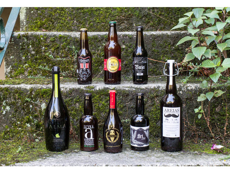 Do Minho para o mundo: as cervejas artesanais