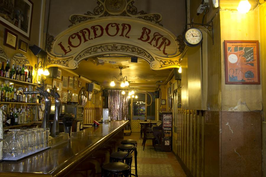 L'històric London Bar reobre de la mà dels Raluy