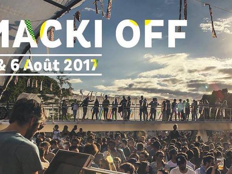 5 & 6 août • Macki OFF