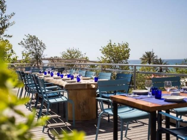 21 restaurants amb terrassa que pots reservar