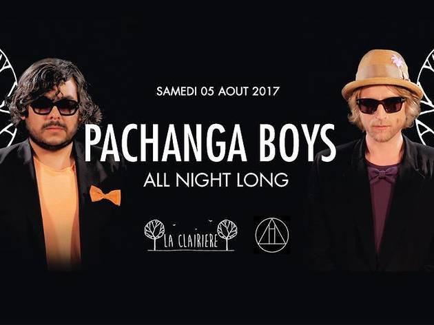 Pachanga Boys - All Night Long