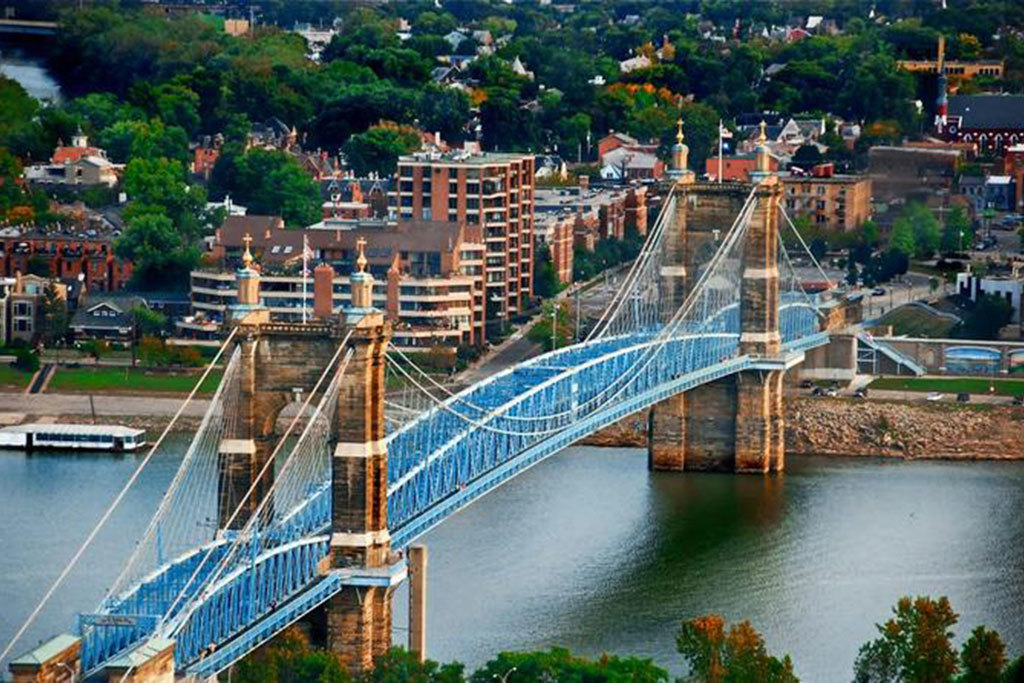 Covington, KY: Roebling Point food and culture tour